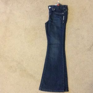 Girls Size 8 Old Navy Jean Flare